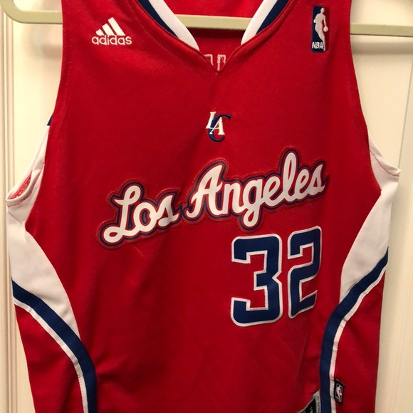 d7f8d7bbf Blake griffin 32 clippers Nba jersey!!!